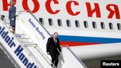 Владимир Путин Грецияга келди