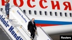 Presidenti rus, Vladimir Putin, në Greqi