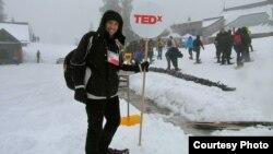 TEDx на горным курорце паўночнага Ірану