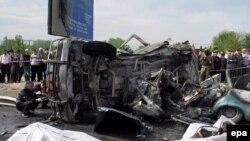 Дорога на работу стала самым опасным местом для ингушских чиновников