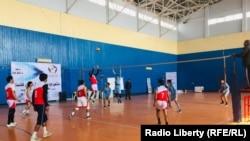 آرشیف، مسابقات والیبال در کابل