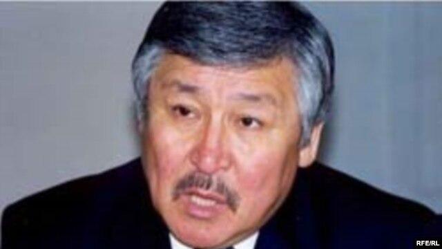Kubat Baibolov, former deputy of Kyrgyz parliament, 8 November 2008