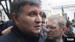 Виконувач обов'язків міністра внутрішніх справ Арсен Аваков