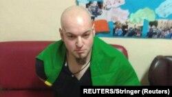 Лука Траини, подозреваемый в попытке убить шестерых африканцев в центральной Италии.