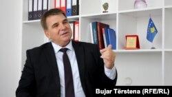 Basri Sejdiu, drejtor i Shërbimit Spitalor Klinik Univeristar të Kosovës.
