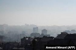 Japanska agencija za međunarodni razvoj do sada je sprovela nekoliko projekata kao što je aktuelni projekti razvoja kapaciteta za kontrolu zagađenja vazduha na Kosovu u vrednosti od četiri miliona eura (fotografija: zagađenje u Prištini 2019)