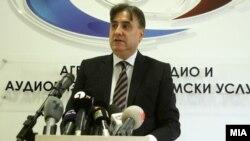 Директорот на АВМУ, Зоран Трајчевски