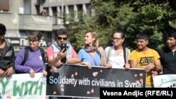 Skup solidarnosti sa izbeglicama