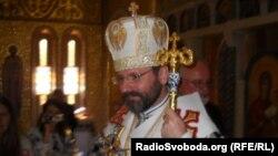 Архиєпископ Святослав, архівне фото