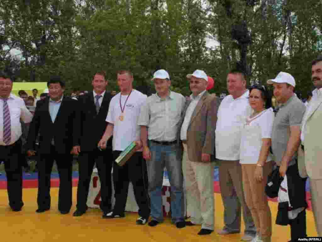 Оренбур төбәге татар эшкуарларының бердәмлек әгъзалары