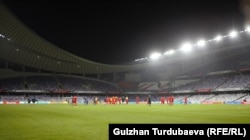 Hazza Bin Zayed стадиону. Аль-Айн шаары.