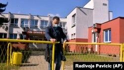 Škola u Banjaluci u BiH gdje je učenik testiran pozitivno na virus