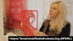 Художниця Дарія Альошкіна-Старух
