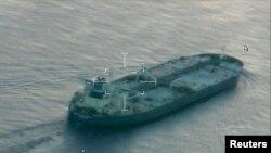 Anija që bartte naftën e rajonit kurd të Irakut, në ujërat amerikane, afër Teksasit