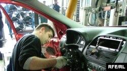 Radnici u Fiatu, Fotografije uz tekst: Branko Vučković