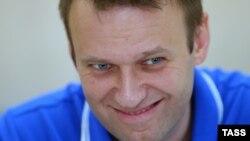 """Алексей Навальный на заседании по делу """"Ив Роше"""""""