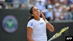 Теннисистка Зарина Дияс.