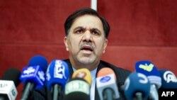 عباس آخوندی، وزیر راه و شهرسازی ایران