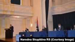 Sednica Skupštine Republike Srpske u subotu