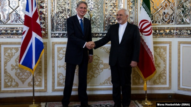 Iran, Britain Reopen Embassies