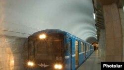 Станция Ереванского метрополитена