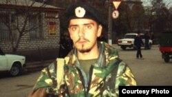 Дмитрий Флорин, бывший сотрудник ОМОНа