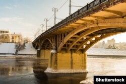 Кіраўскі мост. Фота: Shutterstock