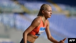 Darya Klishina was Russia's lone track and field athlete at the 2016 Rio Olympics, but she was eliminated from competition on August 17.