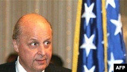 U.S. Deputy Secretary of State John Negroponte