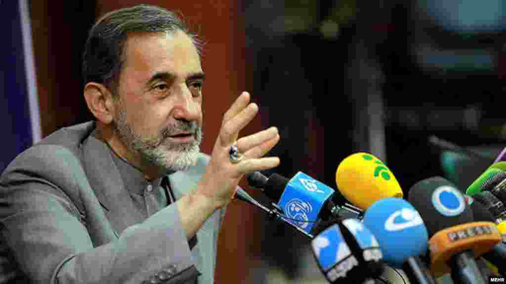 """Velayati studied pediatrics in Iran and then specialized in infectious diseases at Baltimore's John Hopkins University in the 1970s. He was recently quoted as saying that he is aware of the speculation about his political ambitions. """"If in the future I make a decision in this regard, then I will comment about it,"""" he told the hard-line website Mashreghnews."""