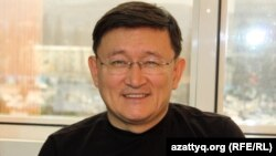 Айдар Әлібаев. Алматы, 2 сәуір 2014 жыл.