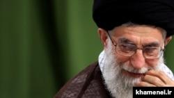 Верховний лідер Ірану аятола Алі Хаменеї