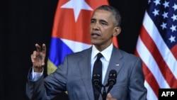 باراک اوباما در سفری تاریخی به کوبا سفر کرده است.