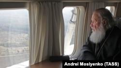 Патриарх Кирилл в 25-ю годовщину аварии на Чернобыльской АЭС