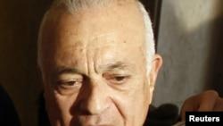 Глава Лиги арабских государств Набиль аль-Араби