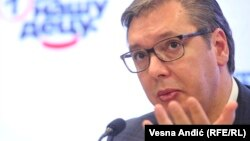The new Serbian government is notable for its exclusion of two powerful former ministers with extensive dealings with Russia. Does that suggest that President Aleksandar Vucic has turned a corner?