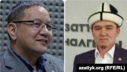 Канатбек Мурзахалилов жана ЖолдошбекАбдылдаев.