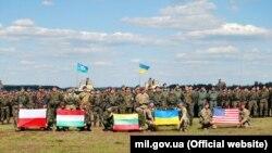 Литовсько-польсько-українська бригада розпочала участь у навчанні «Анаконда-2016». 7 червня 2016 року