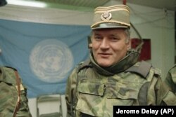 Ратко Младич в 1993 году