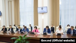 Guvernul condus de Maia Sandu