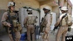 از روز جمعه گذشته تاکنون هشت سرباز آمريکايی در بغداد و ۱۵ سرباز آمريکايی در کل عراق کشته شدند.