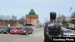 Улица в Нижнем Новгороде. Иллюстративное фото.