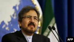 Ирандын тышкы иштер министрлигинин маалымат катчысы Бахрам Гасеми.