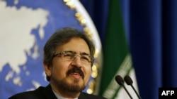 Iranian foreign ministry spokesman, Bahram Ghasemi