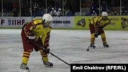Кыргызстандын хоккей курамасынын оюнчулары