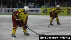 Кыргызстандын хоккей командасынын оюнчулары