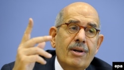 IAEA Director-General Muhammad el-Baradei has hopes of reaching an Iran-related agreement before his tenure atop the UN agency ends in December.