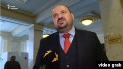 Народний депутат України Борислав Розенблат