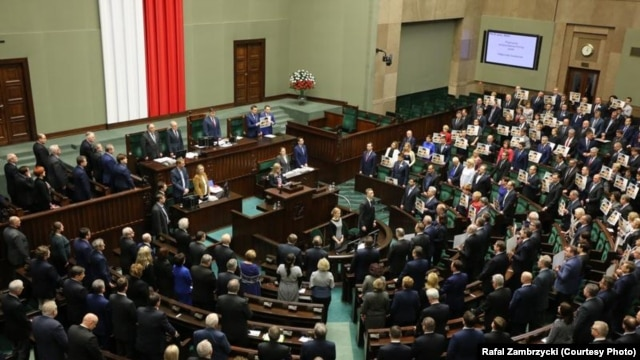 Сейм Республіки Польща