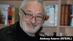 Орыс ақыны Бақыт Кенжеев. Алматы, 31 қазан 2015 жыл.